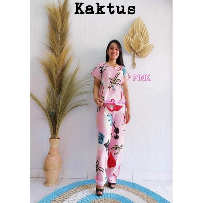 Foto Produk Setelan Celana Panjang Bali Jodha Murah dari MS Glow Bali Original