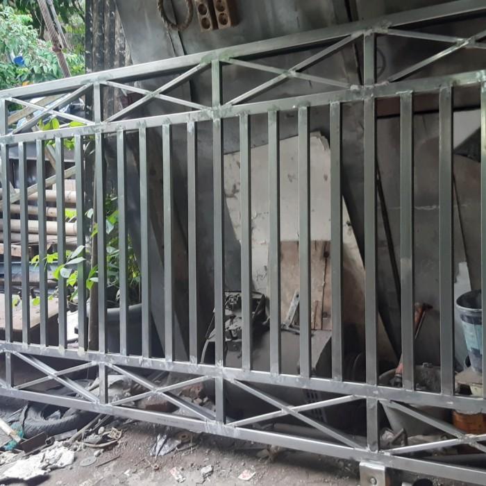 Jual Pintu Pagar Minimalis Balkon Teralis - Kota Semarang - Budi Jaya  Perkasa | Tokopedia