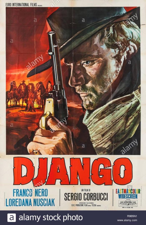 Jual Django 1966 Django Unchained 2012 Double Feature Kota Surabaya Audiocinema341956 Tokopedia