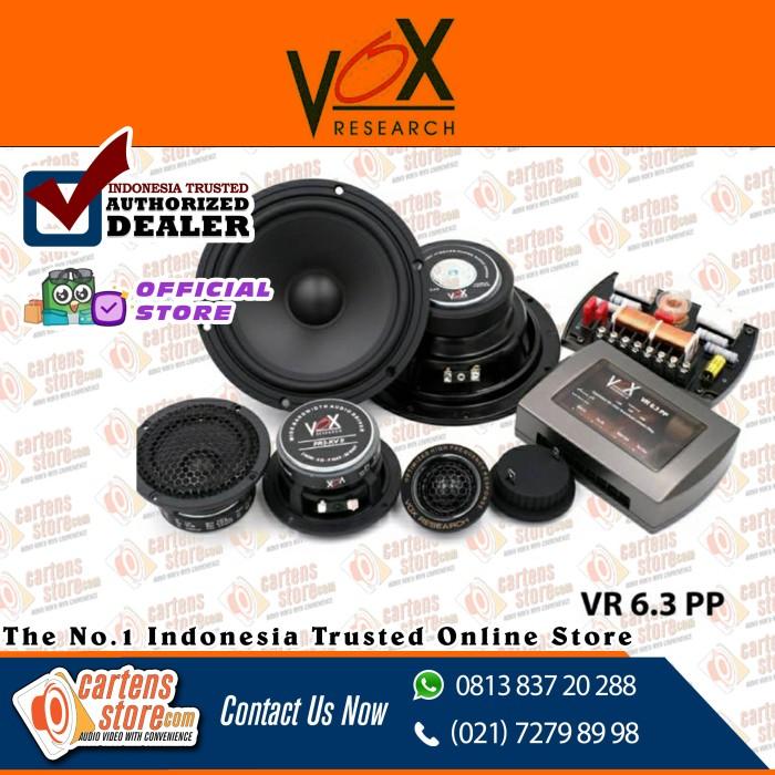 Foto Produk Vox VR 6.3 PP by Cartens Audio dari Cartens Store