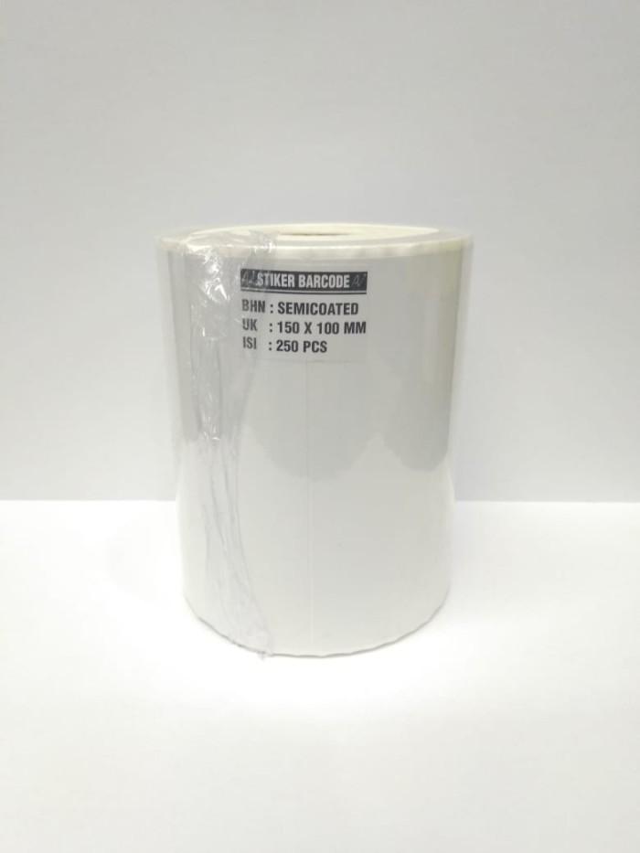 Foto Produk Label Barcode Semicoated 150 x 100 250pcs dari PojokITcom Pusat IT Comp