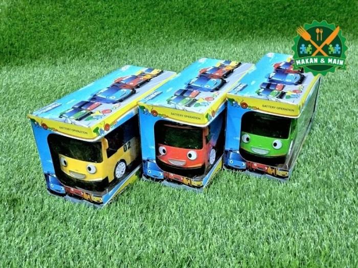 Jual Mainan Tayo The Little Bus Mobil Mobilan Mainan Anak Laki Sni Pr 17271 Jakarta Barat Makan Dan Main Tokopedia