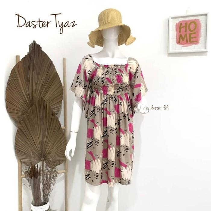 Foto Produk Daster Tyaz by Daster Fifi - Krem dari Mabel's shop