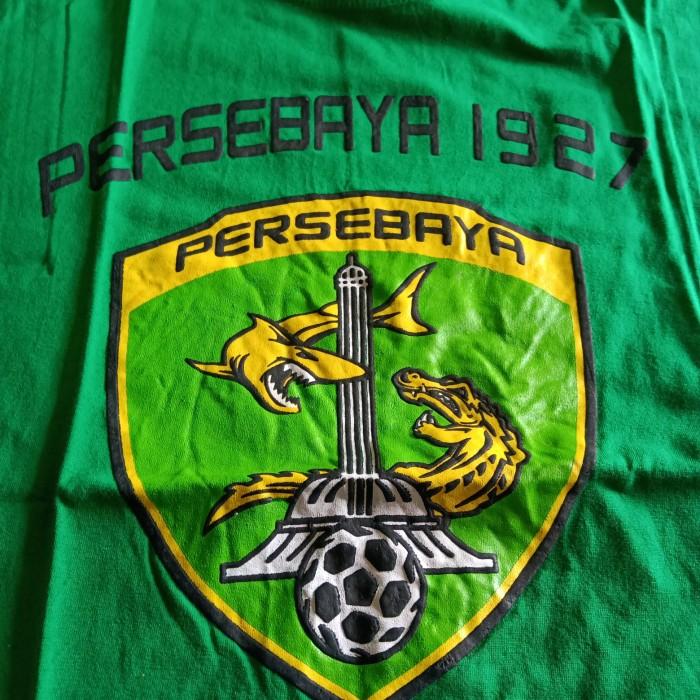 Jual Tshirt Persebaya 1927 Kota Surakarta Besok Sukses Tokopedia