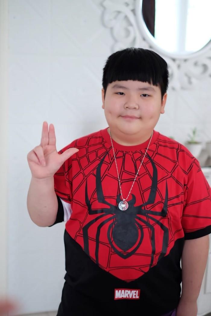 Foto Produk Kalung Spiderman MCI-Kalung Kesehatan MCI dari MCI Produk Alami Sehat