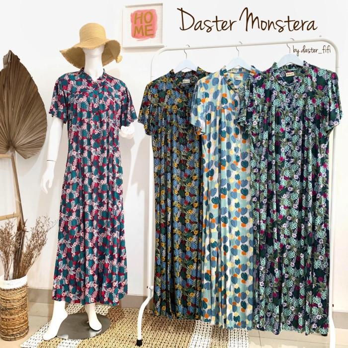 Foto Produk Daster Monstera by Daster Fifi dari Mabel's shop