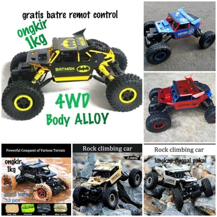 Foto Produk Mainan Mobil Remot HEROCAR Skala 1:18 RC Remote Control dari Manto Toys