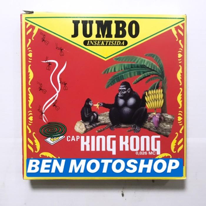 Foto Produk Obat Nyamuk Bakar Cap Kingkong Jumbo - Insektisida King Kong Baygon dari Ben Motoshop