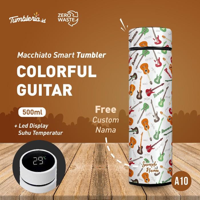 Foto Produk Macchiato Smart Tumbler I Colorful Guitar dari Bogorprint Express