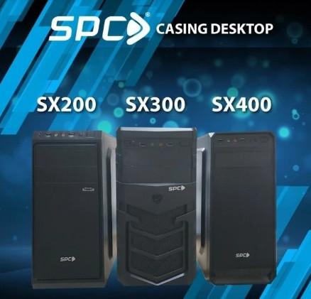 Foto Produk Casing SPC SX Series SX200 SX300 SX400 Casing Desktop - SX200 dari PojokITcom Pusat IT Comp