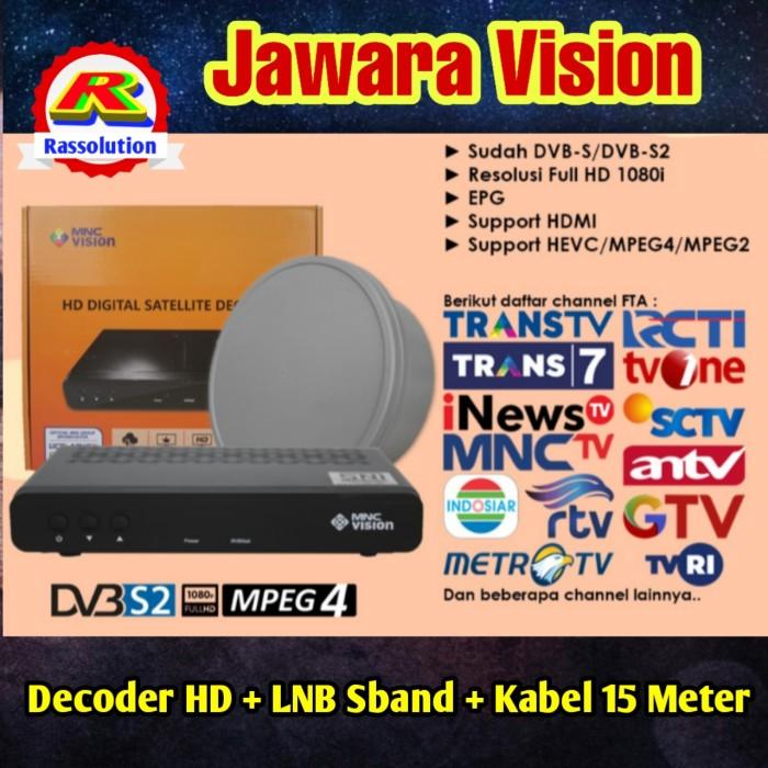 Jual Reciever Decoder Samsung Hd Indovision Mnc Vision Tv Berlangganan Kota Tangerang Selatan Cctv Rass Tokopedia