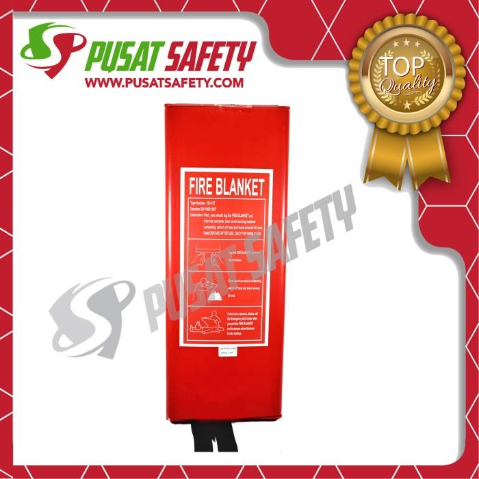 Foto Produk Fire Blanket / Selimut Pemadam Api dari Pusat Safety Online