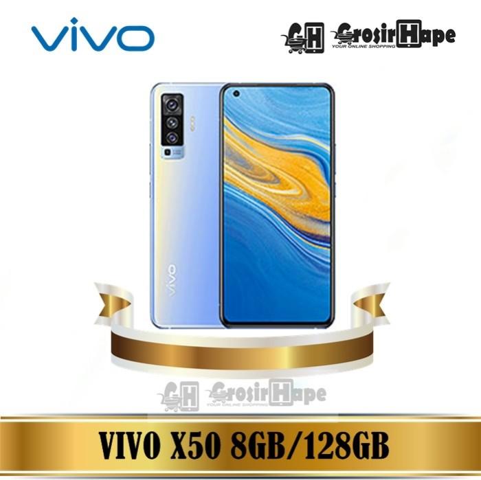 Foto Produk VIVO X50 8/128 Ram 8GB Internal 128GB Garansi Resmi - Hitam dari Grosir Hape