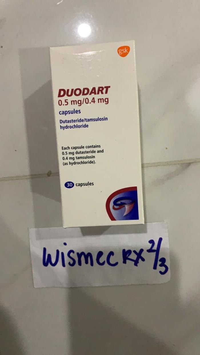 Jual Duodart Kota Medan Wismecrx Tokopedia