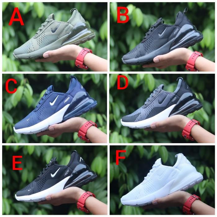 Foto Produk Sepatu Nike Airmax 270 Pria. Sepatu Sneaker Nike Pria dari raffa-shoes