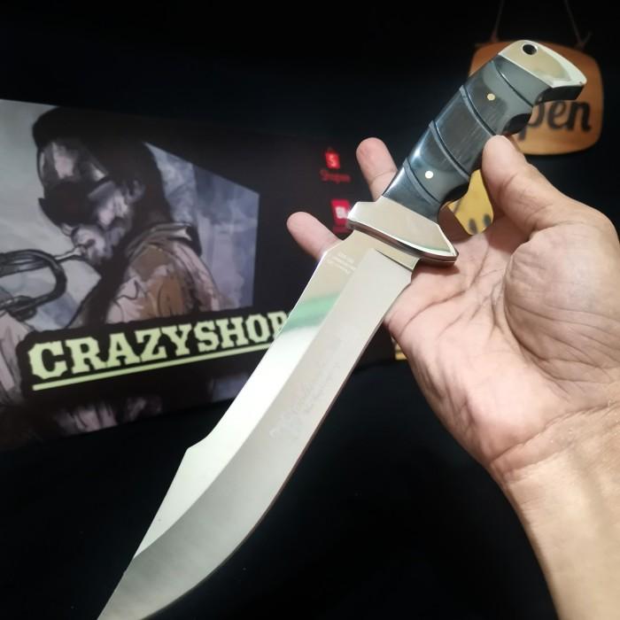 Foto Produk Pisau Sangkur Columbia G03 /Pisau Sangkur / Survival Kit dari crazyshop27