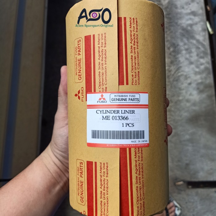 Jual Cylinder Liner Seher Boring Fuso Ps110 Ps 110 Ps125 Ps 125 Canter Jakarta Barat Acien Sparepart Original Tokopedia