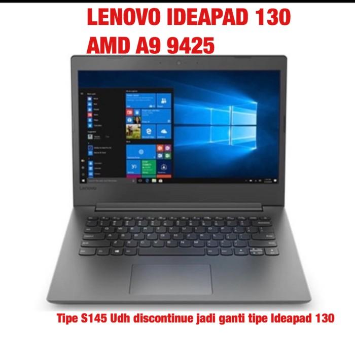 Foto Produk Laptop Gaming Design Lenovo Ideapad S145 14AST AMD A9 9425 4GB 1TB Win dari Alfa77