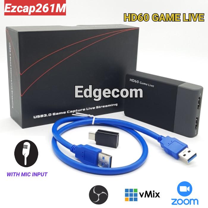 Foto Produk Ezcap 261M USB 3.0 HDMI HD Video Capture dari edgecom