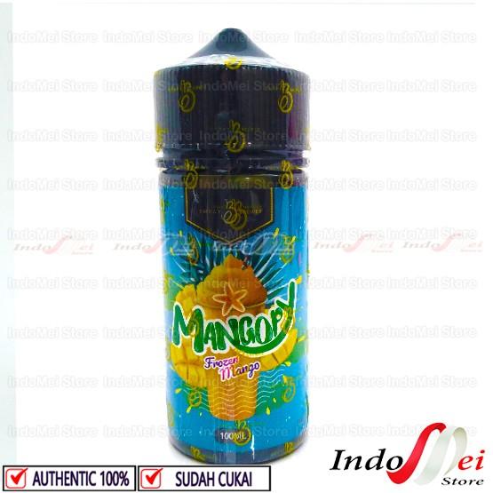 Foto Produk E-Liquid MANGOPY FROZEN MANGO 100ml - 3Mg by CMW dari Indomei Store