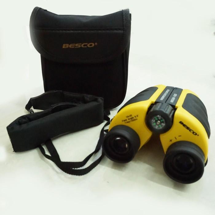 Foto Produk Besco Binocular Waterproof W-31030 Teropong dari MG Sports & Music