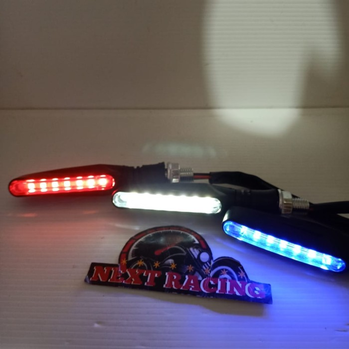 Foto Produk Lampu sein sen kuping led lampu sein led rx king vixion cb150 ninja - Putih dari Nextracing