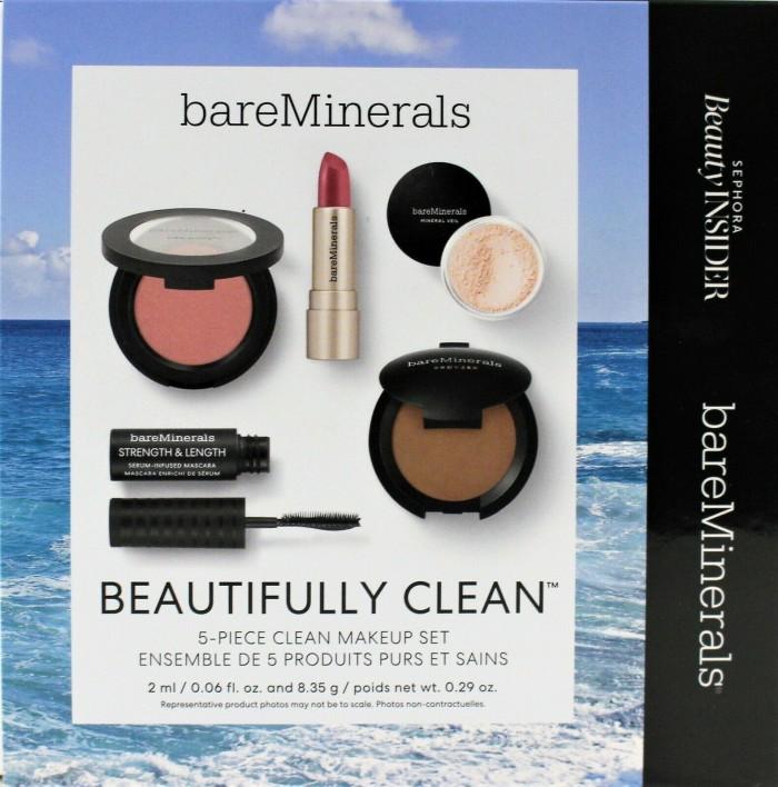 Lipstick Mascara Bronzer Blush Mineral
