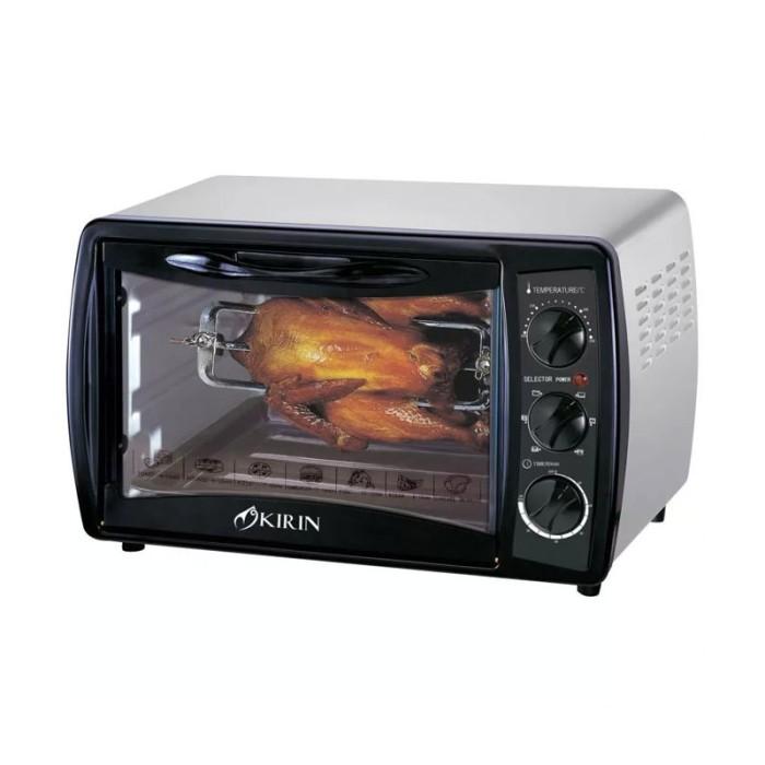Foto Produk KIRIN Oven Listrik 19 Liter KBO-190RA dari UTAMA_ELECTRONIC