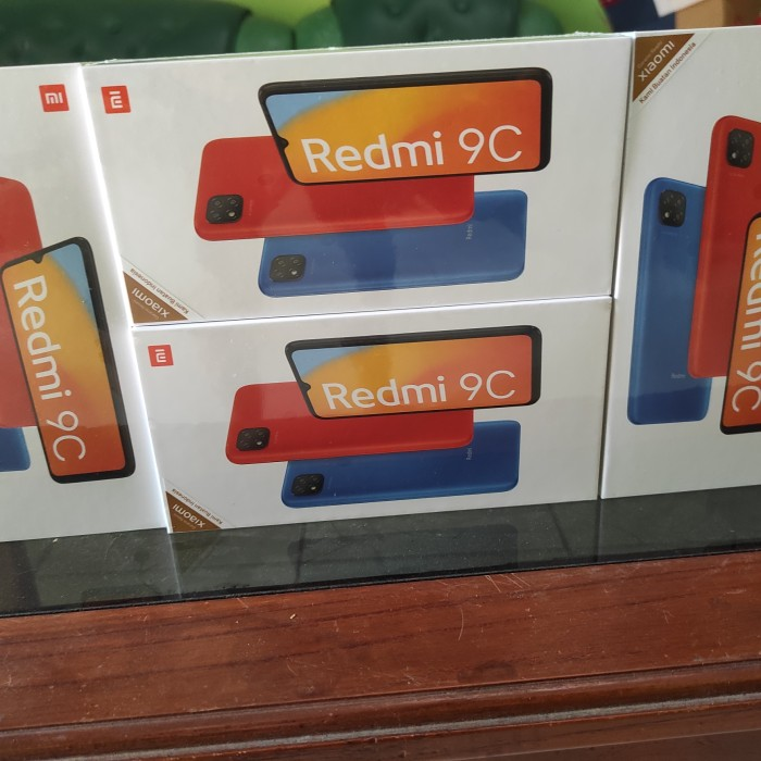 Foto Produk Redmi 9c Ram 4/64 dari BeGe Shop Jogja