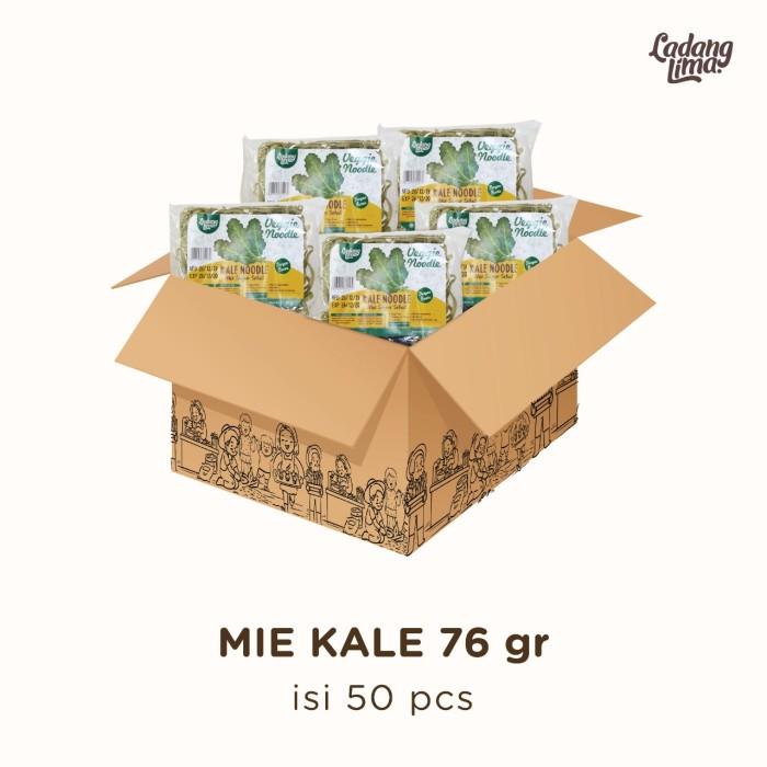 Foto Produk Mie Sayur Kale 76 gr Kartonan dari Official Ladang Lima
