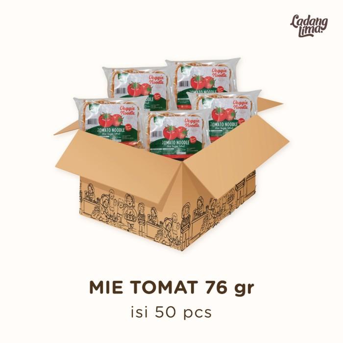 Foto Produk Mie Sayur Tomat 76gr Kartonan dari Official Ladang Lima