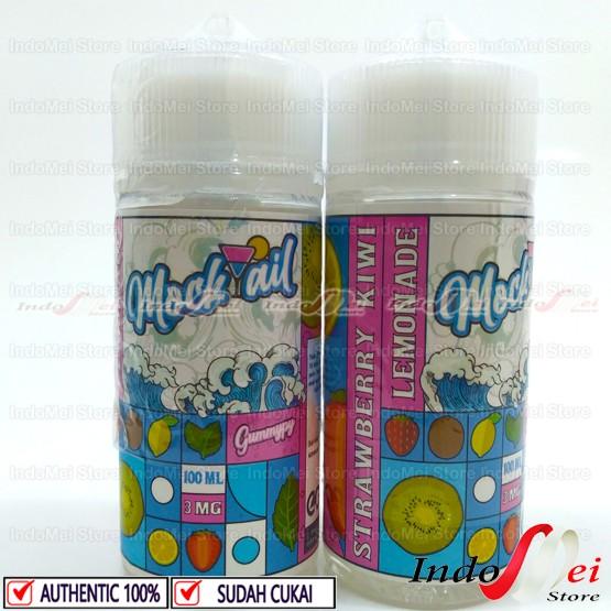 Foto Produk MOCK AIL STRAWBERRY KIWI LEMONADE 100ml-3mg by CMMG dari Indomei Store