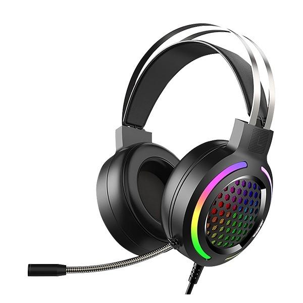 Foto Produk Headset Gaming NYK HSN-10 Knight dari Terabit Komputer