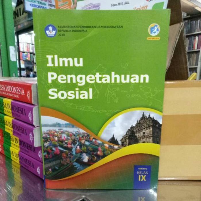 Jual Buku Ips Kelas 9 Edisi Revisi 2018 Ips Smp Kelas 9 Diknas Jakarta Barat Dinna Aresta Tokopedia