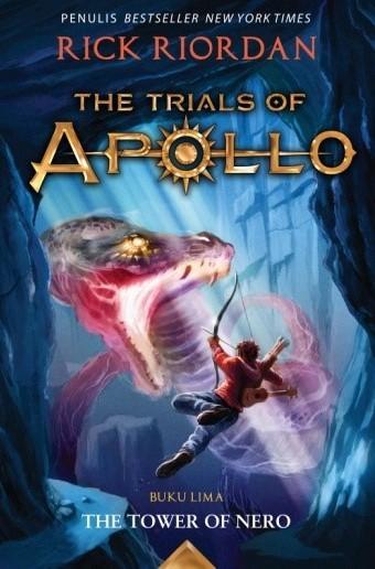 Foto Produk The Trials of Apollo #5: The Tower of Nero dari Mizanstore