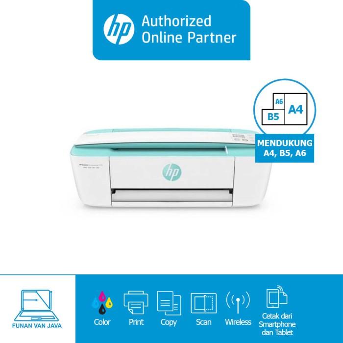 Jual Printer Hp Deskjet 3776 All In One Garansi Resmi Hp Indonesia Kota Bandung Funan Van Java Tokopedia