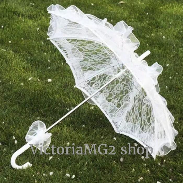 Foto Produk payung renda uk.L dari VictoriaMG2 Shop
