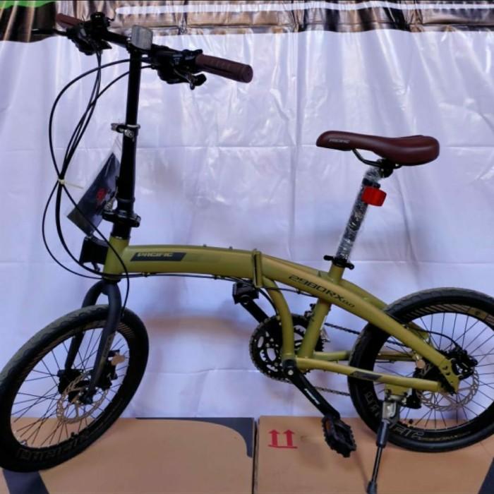 Jual Sepeda Lipat Pacific 2980 Rx 8 0 Hydraulic Kota Tangerang Gratefullz Tokopedia