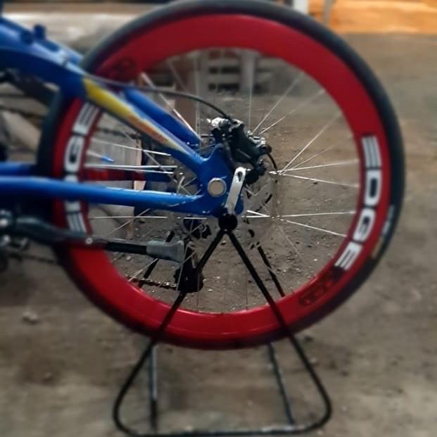 Jual Jagang Sepeda Lipat Untuk Ban Uk 14 24 Bisa Ambil Langsung Kab Sidoarjo Sudirman 09 Tokopedia
