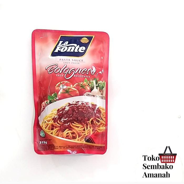 Foto Produk lafonte bolognese saus 315g dari Sembako Amanah20