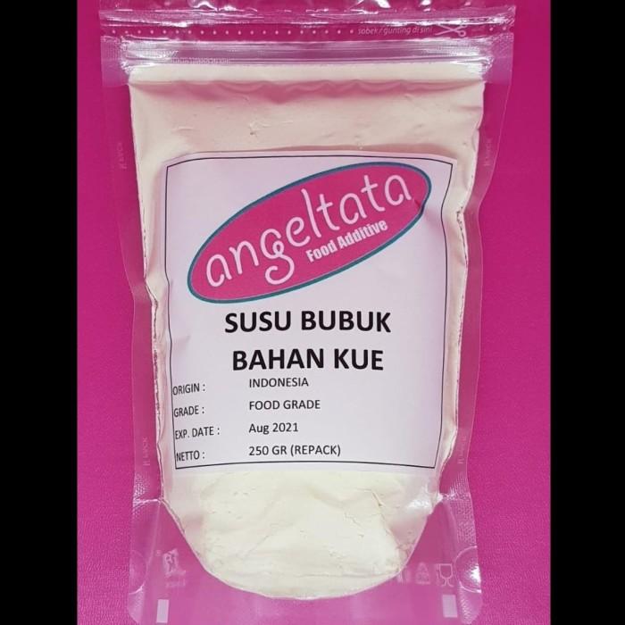 Jual 250gr Susu Bubuk Kiloan Susu Bahan Kue 250 Gram Kota Tangerang Angeltata Chemical Tokopedia
