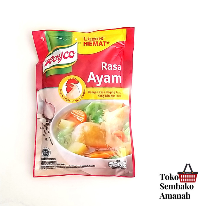 Foto Produk royco ayam 230gr dari Sembako Amanah20