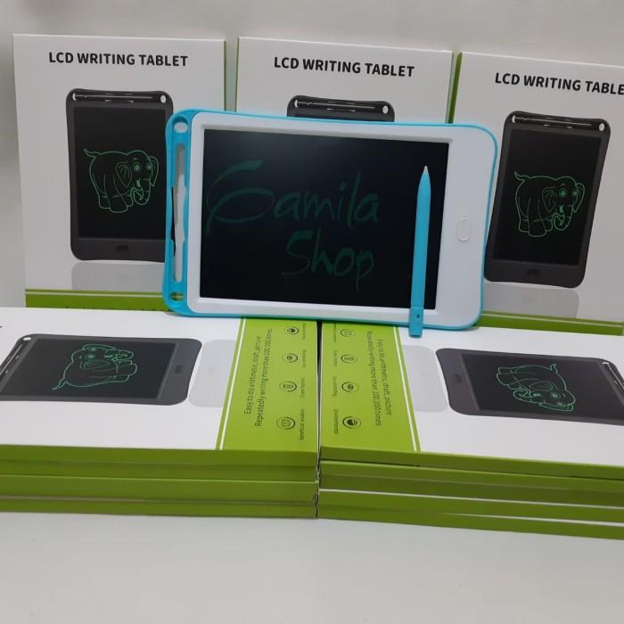 "Foto Produk LCD DRAWING WRITING TABLET 8.5""/PAPAN TULIS GAMBAR ANAK DAN DEWASA dari Gamila Butik Jakarta"