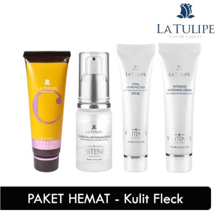 Foto Produk Latulipe Paket untuk kulit Flek/ Noda hitam dari radilla shop1