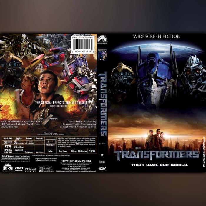 Jual Dvd Film Transformers 2007 Jakarta Barat Laris Jaya Glodok Tokopedia