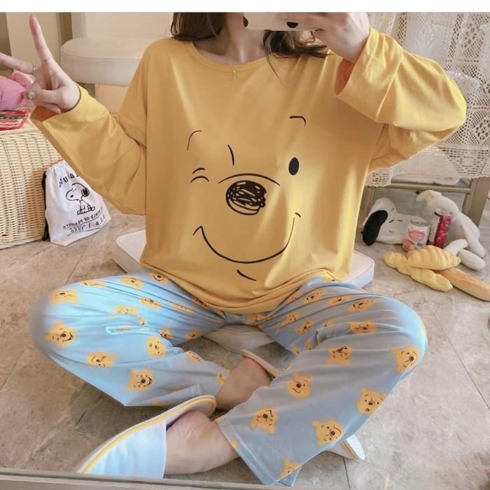 Foto Produk baju tidur piyama import JUMBO dari Wear Pajamas