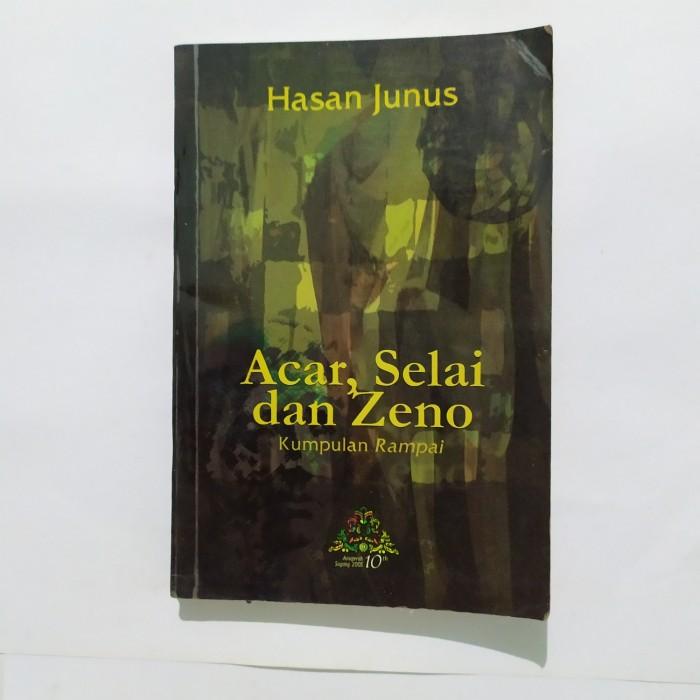Jual Rampai Hasan Junus Acar Selai Dan Zeno Jakarta Selatan Baca Lagi Tokopedia