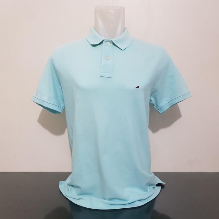 Limpia la habitación patrimonio garra  Jual Baju Polo Tommy Hilfiger USA - Size L - Lebar Dada 53 cm - Ori - Bekas  - Kota Surabaya - seni_bersama | Tokopedia