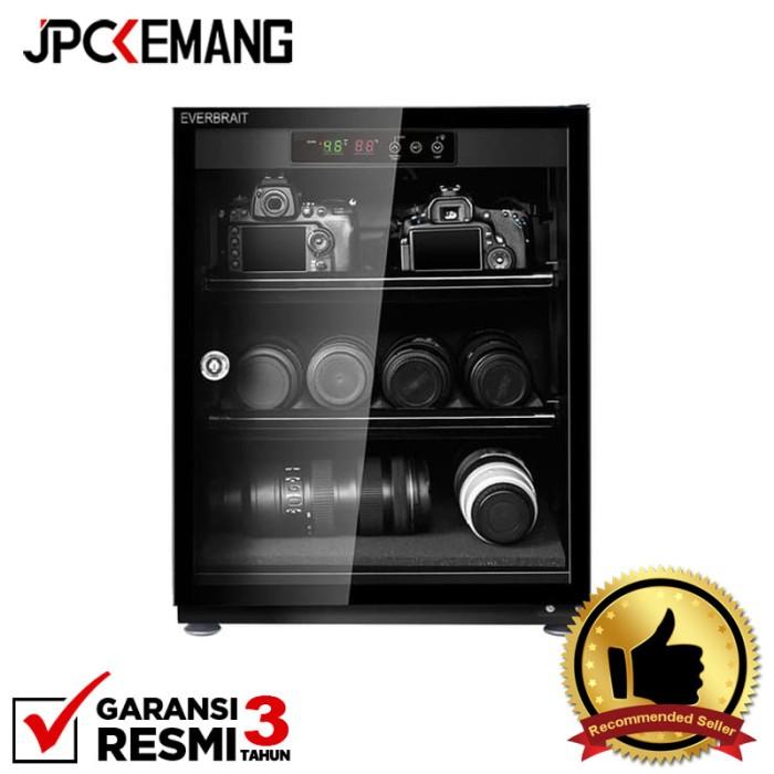 Foto Produk Dry Cabinet Electric Everbrait MRD 75S Dry Cabinet 70L GARANSI RESMI dari JPCKemang