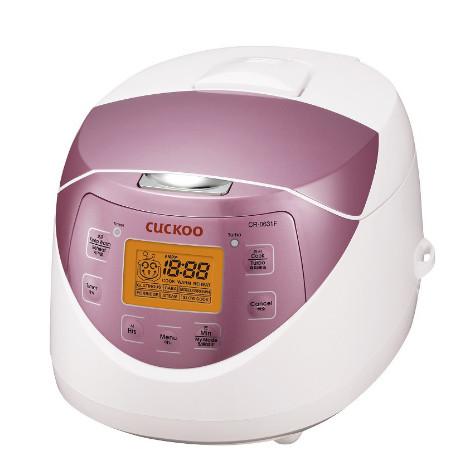 Foto Produk CUCKOO Rice Cooker All in One 1 Liter CR-0631F dari UTAMA_ELECTRONIC